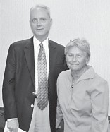 DONALD FIELDS ('80) and CONNIE H. FIELDS ('73)