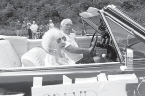 McRoberts Days took place August 1 and 2 and included a parade on August 2. Emma Barker served as grand marshal of the parade.