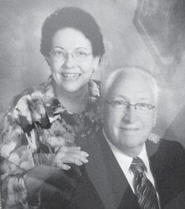 JOHN and ROSEMARY BROWN SHOOK