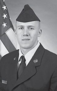Air Force Airman 1st Class Britt S. Whitaker was graduated from basic military training at Joint Base San Antonio-Lackland, San Antonio, Tex. He completed an eight-week program including training in military discipline and studies, Air Force core values, physical fitness, and basic warfare principles and skills. He earned four credits toward an associate in applied science degree through the Community College of the Air Force. Whitaker is the son of Sandy K. and Ethan Whitaker Jr. of Dema, and grandson of Ethan Whitaker of Big Branch and George and Mary Kestel of Dema. He is a 2012 graduate of Knott County Central High School.