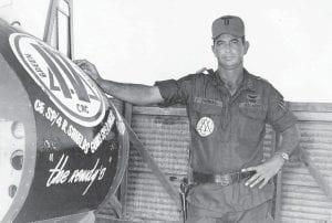 John L. Thomas was chosen to march in President Lyndon Johnson's Inaugural Parade.