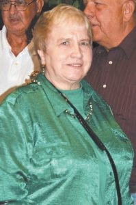 Mary Ellen Noble Kelley, who had a 26-year career as a child protective servies worker.