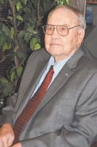 Paul Pigman, who co-founded Pigman Bros. Dry Cleaners of Whitesburg. He operated the business for 49 years.