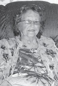 "Miss Thelma Watts ""Aunt Goose"" in Kingsport, Tenn. 37663"