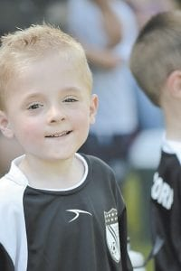 This photo shows Eli Thomas Waller, a four-year-old New Jersey boy who died Sept. 25 of enterovirus 68. (AP Photo)