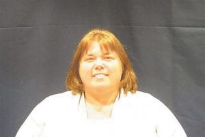 SHE DID VERY LITTLE FOR $69,000 — Former Perry County Jailer Jeanette Miller Hughes was drawing an annual salary of $69,000 when her four-year term came to an end this month. While Hughes held the title of jailer, Perry County has no jail that is operated by the county. (Photo courtesy Kentucky Jailers Association)
