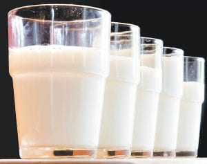 JUST HOW GOOD IS MILK FOR YOU? — Embattled U.S. milk producers have launched a social media campaign to rebuild public confidence in the health benefits of their product. While the government urges milk consumption, some studies have begun to suggest potential ill effects from drinking too much. (AP Photo)