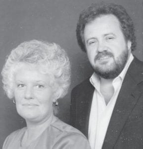 Pictured are Margaret and Ron Combs. She is the daughter of the late Tommy and Elizabeth Hatton.