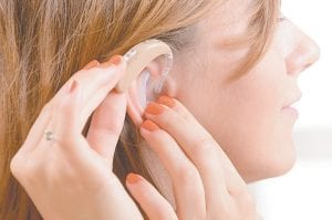 This is not your grandfather's hearing aid, audiologist Carolyn Smaka says of today's hearing technology.