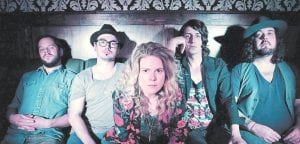 Somebody's Darling is scheduled for an instore performance at Roundabout Music Company in Whitesburg at 2 p.m. on Friday, followed by a full concert later Friday night at Summit City, also in Whitesburg. The band originated in Texas.