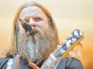 Tickets are now on sale for country music star Jamey Johnson's April 18 appearance at the East Kentucky Expo Center in Pikeville.