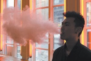 The first peek at a major study of how Americans smoke suggests many use combinations of products, and often e-cigarettes are part of the mix. It's a preliminary finding, but it highlights some key questions as health officials assess e-cigarettes. (AP Photo)