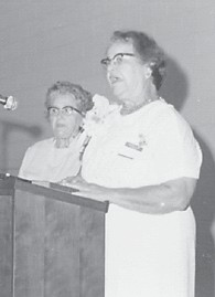THELMA N. CORNETT and GRACE KINGON