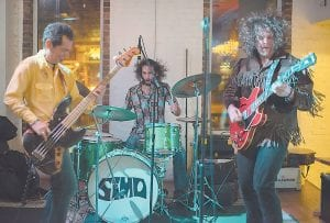 Highly respected guitarist J.D. Simo first brought his trio to Letcher County in February 2014, at Summit City. The band, which has been on the road opening for Gregg Allman lately, will return to Whitesburg for a concer this Friday night (March 20).