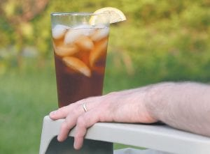 Doctors have traced an Arkansas man's kidney failure to an unusual cause — his habit of drinking a gallon of iced tea each day. He said he drank about 16 8-ounce cups of iced tea every day. Black tea has the chemical oxalate which known to cause kidney stones or even kidney failure in excessive amounts. The man is on dialysis, perhaps for the rest of his life. The case report is in the New England Journal of Medicine. (AP Photo)