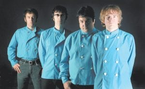 THE WOGGLES ARE COMING — Top garage band act The Woggles from Georgia will perform in concert at Summit City in Whitesburg tonight (Wednesday, April 22) at 9 p.m. There will be no opening act.