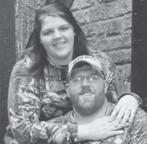 — David and Margie Raleigh of Cowan announce the forthcoming marriage of their daughter, Samantha Brooke Raleigh, to Kevin Dewayne Ison, son of Jack and Sharon Ison of Gordon. The wedding will take place at 2 p.m. on May 19.
