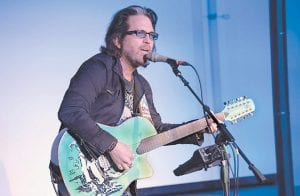 Musician Kip Winger will perform a solo acoustic show at Summit City in Whitesburg on Thursday night. Winger has performed with a diverse group of artists including Bob Dylan, Alice Cooper, The Who's Roger Daltrey, Neal Schon of Santana and Journey, the Tucson Symphony Orchestra and the Alan Parsons Project, for which he handled lead vocal duties for the Alan Parsons Live Project.