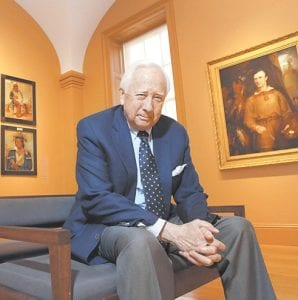 """Historian and author David McCullough's latest work of history, """"The Wright Brothers,"""" was released on May 5. (AP Photo)"""