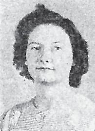 GERTRUDE HALL 1944