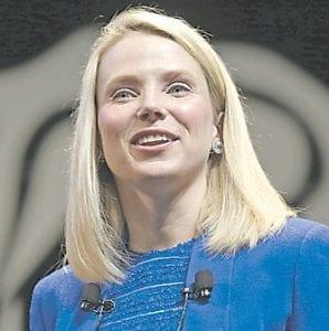 Top Yahoo: Marissa Mayer