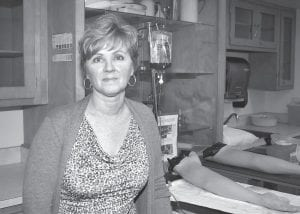 Andrea Johnson of Letcher County is retiring after 28 years of teaching nursing at Hazard Community and Technical College, the school announced this week.