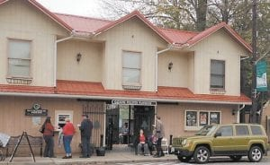 The June Tolliver Playhouse is home of The Trail of the Lonesome Pine Outdoor Drama.
