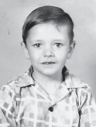 This Marlowe School picture of Paul Hatton, son of the late Maney and Imogene Hatton, was taken in 1958.