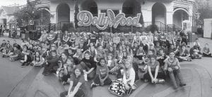 DISTINGUISHED — Jenkins Elementary School students celebrated the school's ranking as Distinguished with a trip to Dollywood.