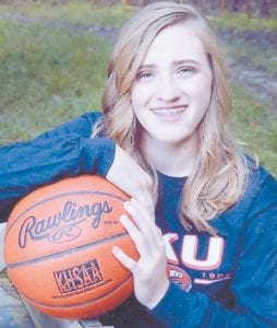 — Jenkins High School student Whitney Creech will sign to play with the Western Kentucky University Lady Toppers basketball team at 1:30 p.m., November 13, in the Jenkins City Hall. She is the daughter of Janice and Dwight Creech.