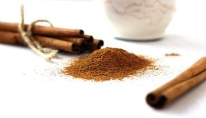 """Before you stock up this holiday season, make sure you're buying the highest quality cinnamon to bring pure flavor to your dishes. Look for clump-free ground cinnamon that's a deep brown, mahogany color. It should have a warm aroma and taste with a little """"red hot"""" cinnamon heat. Finding the Best Cinnamon"""