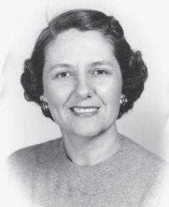 """Elizabeth Dudley """"Dottie"""" Combs Webb was born in Seco in 1925."""