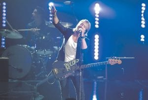 """TO PERFORM IN CINCINNATI IN JULY — Keith Urban hasn't finished his forthcoming album, """"Rip- CORD,"""" but he's already planning a new arena and amphitheater tour in 2016. Urban announced this week he will perform at Riverbend Music Center in Cincinnati on Thursday, July 14. (Invision/AP)"""