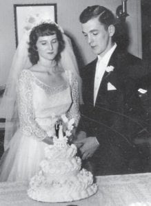 R.C. Day Jr. was married to Frances Austin of Wellford, South Carolina in 1953 after the two met at Berea College. The late Mrs. Day was a well respected teacher in the Letcher County School System.