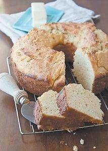 Sally Lunn bread (Eatfortwo.com)