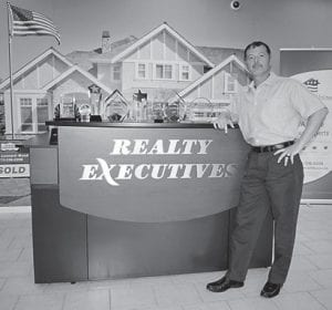 — David Holbrook, owner and broker of Realty Executives in Fort Leonard Wood, Mo., and his company have been number one in their area in selling real estate since 2013. The company sold more than $107 million in real estate over the past three years. He was the number one real estate agent all three years, and ranks number nine in the Realty Executives Franchise in mid America. He and his wife, Jennifer, are from Letcher County and are graduates of Whitesburg High School. They now live in Missouri. The couple opened a second office in 2015 in Waynesville, Mo., and in 2016 opened Holbrook Lake Homes at Lake Ozarks, Mo. He is the son of Corene Holbrook of Mayking and the late Eddie Holbrook, and she is the daughter of Pearl and Charles Noble of Ermine.