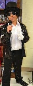 Hiram Tran as Michael Jackson
