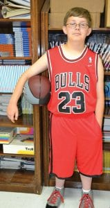 Jacob Adams as Michael Jordan