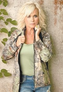 Free show kicks off at 5:30 p.m. Country music singer Lorrie Morgan (above) will headline a free evening of music and fireworks on Monday, July 4 at River Park in Whitesburg. Mayor James W. Craft said celebration will begin at 5:30 p.m.