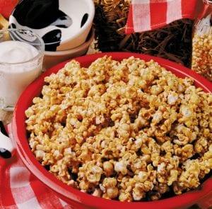 Yummy Yogurt Popcorn
