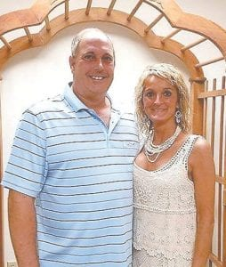 """The Farley and Ellis families, both of Jenkins, congratulate William """"Bill"""" Farley and Robin S. Ellis, both formerly of Jenkins, on their marriage on August 11. The couple will now reside in Punta Gorda, Fla."""
