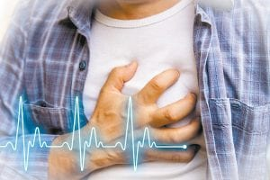 Researchers found that roughly 17 years after a heart attack, average life expectancy was 9 to 14 months longer for patients who had been treated at highly-rated hospitals. (Shutterstock)