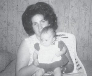 Whitesburg correspondent Oma Hatton held her first grandchild, Wendy Hatton, in 1970. Wendy Hatton Day is the wife of Kevin Day now, and the couple have two sons, Larry Kevin Day and Rocky Day.