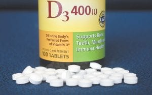 """TOO MUCH VITAMIN D? — Doctors are warning about vitamin D again, and it isn't the """"we need more"""" news you might expect. Instead, they say there's an epidemic of needless testing and too many people taking too many pills for a deficiency that very few people truly have. (AP Photo)"""