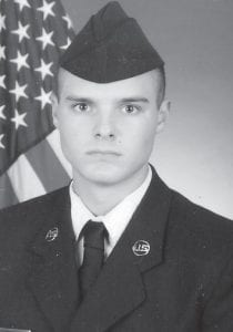 Airman First Class Timothy James Dalton Hayes is the son of Tim and Teresa Hayes of Whitesburg, and the late Mary Brock of Whitesburg. He is the grandson of Anita Dennis of Neon, Richard and Mazie Brown of Isom, and the late Carlos and Pearl Brock. He completed basic training at Lackland Air Force Base in Texas and is attending Tech School at Sheppard Air Force Base in Wichita Falls, Texas. He is a 2016 graduate of Letcher County Central High School.
