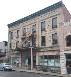 THE DANIEL BOONE HOTEL