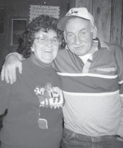 Hubert Howard is pictured with his sister, the late Louise Shepherd. She died on May 1, 2016, one day after her birthday.