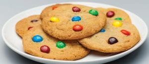 Amazing M&M'S Cookies