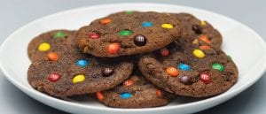 Milk Chocolate Minis Cookie