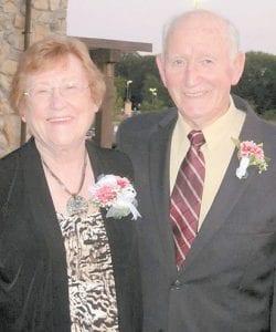 ANNA and JOHNNY BRUCE CALIHAN